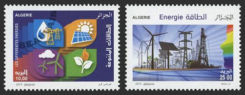 Algérie-Poste-1727/28