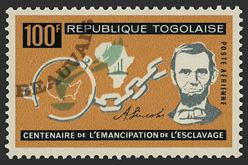 Togo-Poste aérienne-38