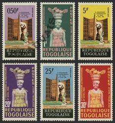 Togo-Poste-355/60