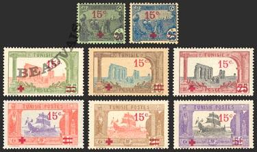 Tunisie-Poste-59/66