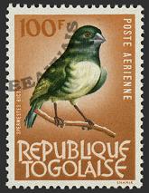 Togo-Poste aérienne-40