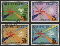 Togo-Poste-361/64