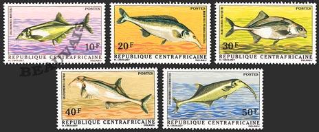 Centrafrique-Poste-143/47