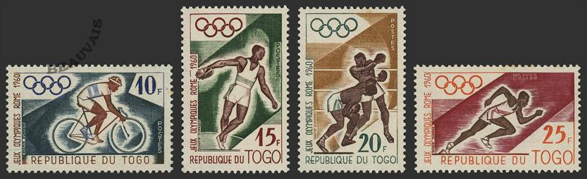 Togo-Poste-303/06