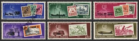 Togo-Poste-371/76