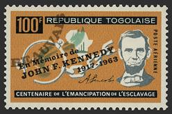 Togo-Poste aérienne-43