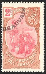 Cote des Somalis-Poste-81