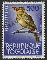 Togo-Poste aérienne-42