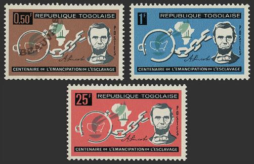 Togo-Poste-387/89