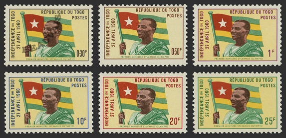 Togo-Poste-309/14
