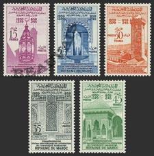 Maroc-Poste-405/09