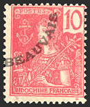 Indochine - Poste - 28