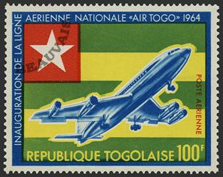 Togo-Poste aérienne-46