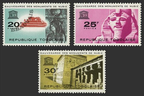 Togo-Poste-409/11