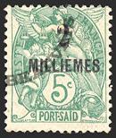 Port Saïd-Poste-49A