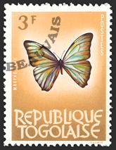 Togo-Poste-396A