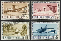 Togo-Poste-412/15