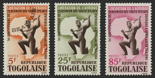 Togo-Poste-416/18