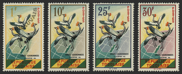 Togo-Poste-325/28