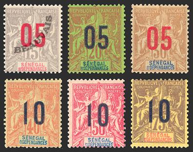 Sénégal-Poste-47/52
