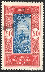 Dahomey-Poste-74