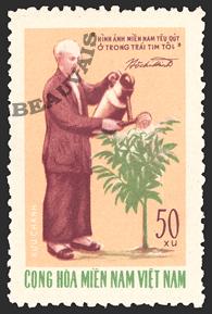 Viet-Nam - Vietcong-Poste-M29