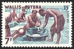 Wallis et Futuna-Poste-157B
