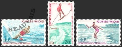 Polynésie-Poste-86/88