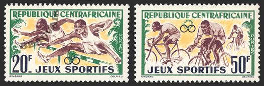 Centrafrique-Poste-20/21