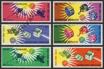 Togo-Poste-429/34