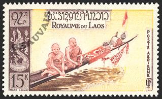 Laos-Poste aérienne-28