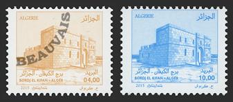 Algérie-Poste-1718/19