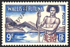 Wallis et Futuna-Poste-158