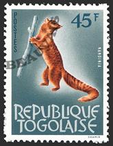 Togo-Poste-403A