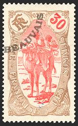 Cote des Somalis-Poste-74