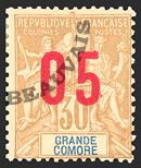 Grande Comore-Poste-25A