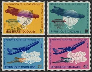Togo-Poste-435/38