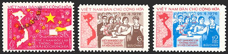 Viet-Nam - République-Poste-1/3