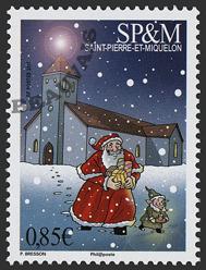Saint-Pierre et Miquelon - 2018/01 - Joyeux Noël