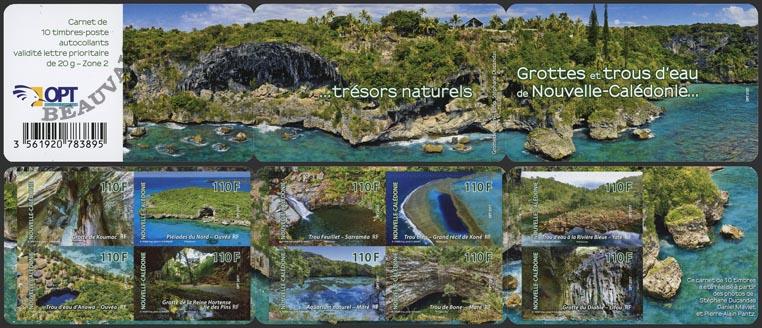 Nouvelle Calédonie - 2018/01 - Grottes et trous d'eau