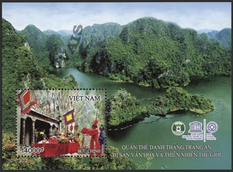 Viet-Nam - République - 2015/05 - UNESCO - Tran An