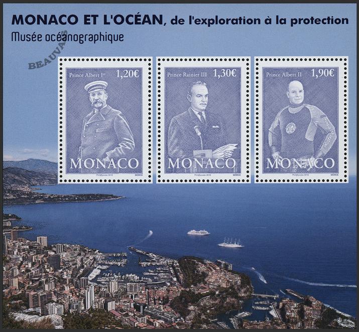 Monaco - 2018/09 - Monaco et l'océan