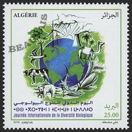 Algérie - 2018/08 - Diversité biologique