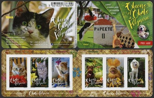 Polynésie - 2017/11 - Chats et chiens