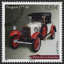 Andorre - 2018/01 - Peugeot 172M