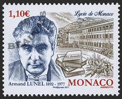 Monaco - 2017/11 - Armand Lunel