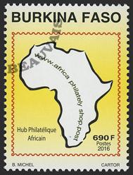 Burkina - 2017/04 - Hub philat