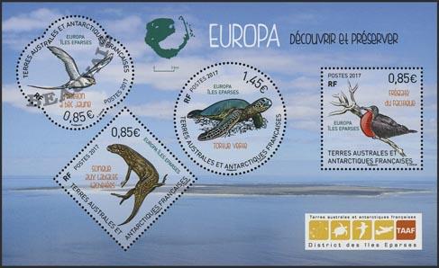 Terres-Australes - 2018/01 - Ile Europa - Animaux protégés