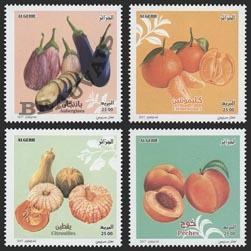Algérie - 2017/12 - Fruits