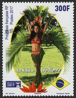 Polynésie - 2018/01 - Vahiné Brésilienne